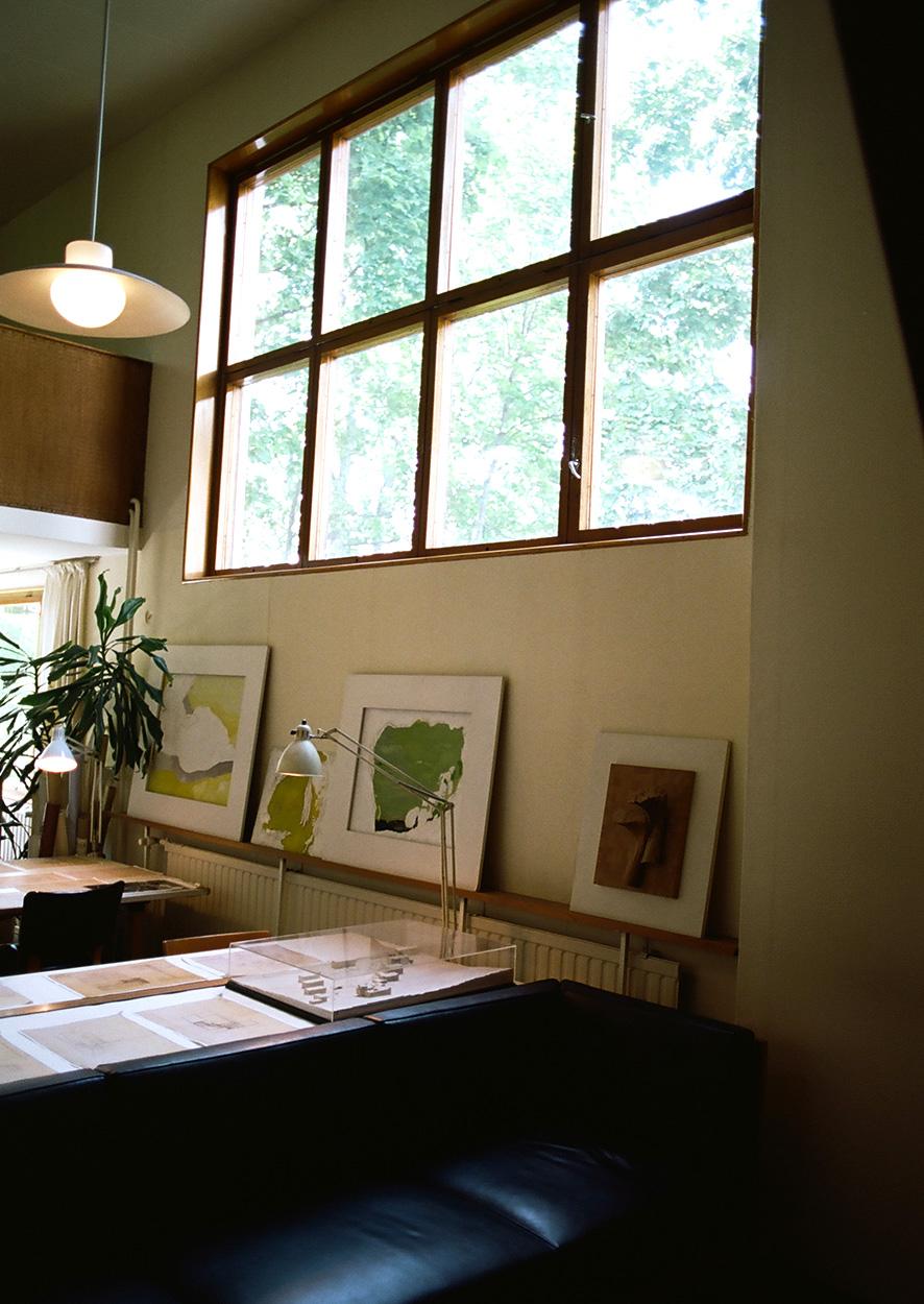 alvar aalto house interior mark robinson